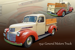 1941 General Motors Truck (Brad Harding Photography) Tags: 1941 41 gmc generalmotorstruck antique truck pickup utility chrome ottawa kansas generalmotorscorporation restored restoration olmaraisriverruncarshow
