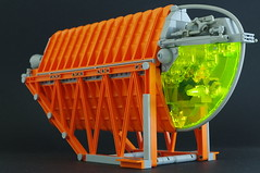 Altura 2nd (06) (F@bz) Tags: lego moc sf starfighter spaceship brickseparator orange space scifi