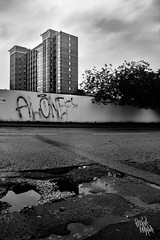 All Alone (apocalypsedreamz) Tags: alone apocalypse dreamz graffiti stoke
