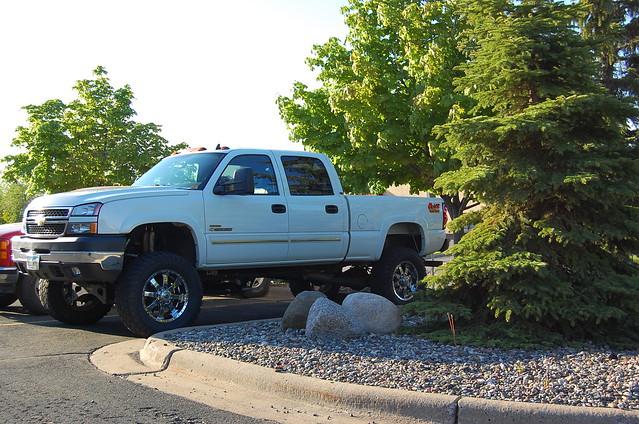 truck 4x4 fair chevy silverado 2500