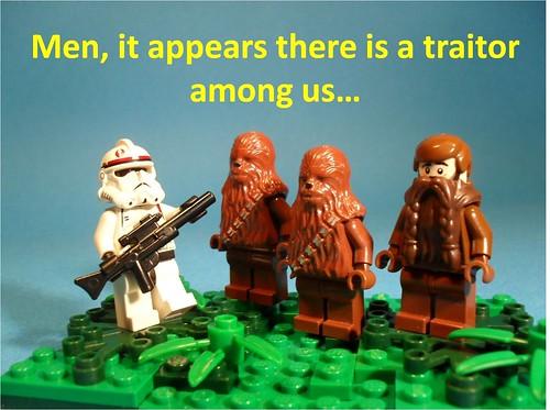 SW2 Traitor