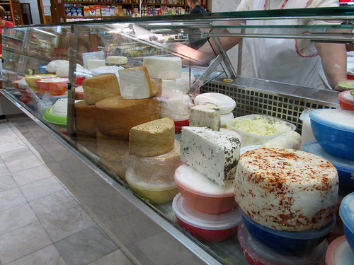 The cheeses of Dolac
