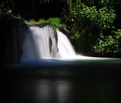 Monte Gelato Waterfalls (Sante sea) Tags: longexposure italy roma river italia fiume waterfalls cascate lungaesposizione treja montegelato novembre2011challengewinnercontest