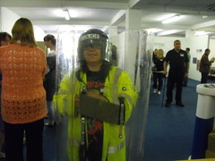 Cornwall Learning Disability Blue Light 999 Event 2011 (cios diversity) Tags: blue light people fire cornwall police first ambulance event crime hate learning 999 disability 2011