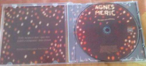 Le deuxième album d'Agnes Meric - intérieur