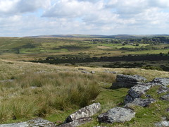 S1051824 (AppleJays) Tags: england nationalpark hills devon fields moors dartmoor moorland aonb tors