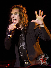 Ozzy Osbourne - New Orleans Voodoo Music Experience - Oct 30th 2010 - Photos By: Scott Legato