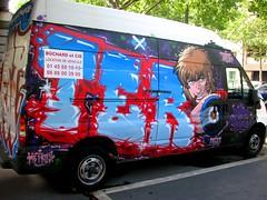TER (Neron One) Tags: paris graffiti metro ter graffitisurcamion