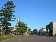 Downtown Crandon, Wisconsin by jimmywayne, on Flickr