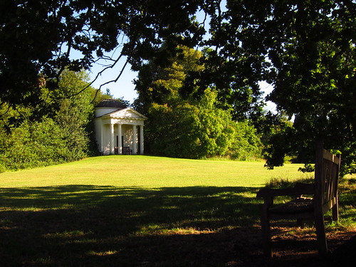 The Temple of Bellona, Kew Gardens
