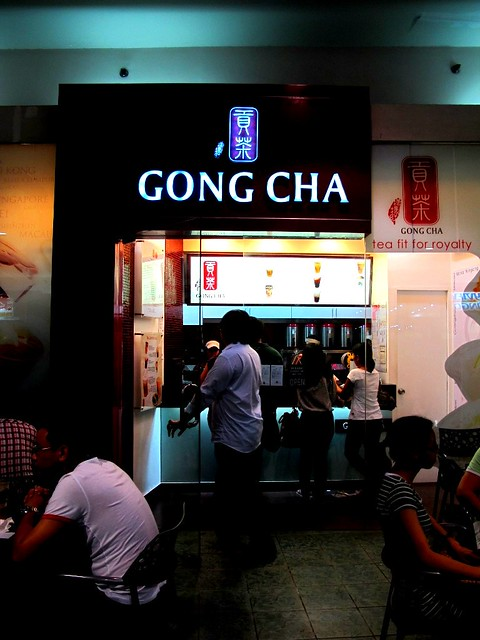Gong Cha Mall of Asia (1)