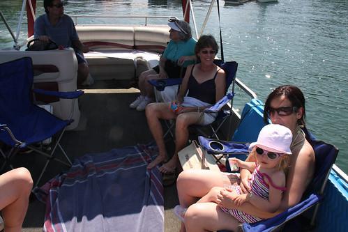 John's Pontoon Boat