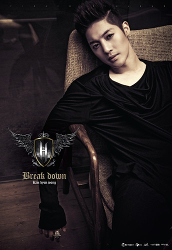 "Kim Hyun Joong to Release ""Break Down"" Limited Edition Album"