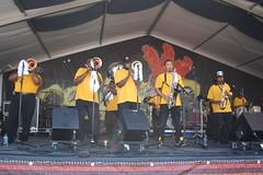Pinstripe Brass Band (2014) 01