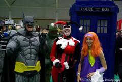 Screen Con 2014 (spikeybwoy - Chris Kemp) Tags: startrek dc starwars costume celebration convention superhero characters sciencefiction dccomics marvel cha marvelcomics screencon huntertoys