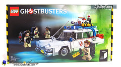 An original box image of the 21108 Ghostbusters (WhiteFang (Eurobricks)) Tags: movie lego anniversary ghost scifi 30th ideas exclusive ghostbusters flim licensed cuusoo
