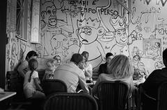 BILD8913 (xr.photo) Tags: summer people ice beer girl kids germany bayern deutschland bavaria 50mm kid cafe sommer 28mm terrasse mickeymouse bier feeling manual regensburg eis justpentax pentaxonly pentaxk5