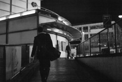 End Of A Week (jonnyboy.tv) Tags: street leica bw london 35mm underground photography voigtlander streetphotography m8 voigtlnder leicam8