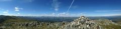 Ben Tee Panorama (RoystonVasey) Tags: panorama mountain apple upload landscape scotland ben 5 email explore tee iphone roaming