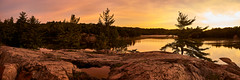 Landscape Photography | George Lake Pano (repost) (Robert Greatrix) Tags: breathdeeply canadawide nature fulcrumimagingstudio robertgreatrixphotography robertgreatrix copyright2016 torontophotographer landscapephotography allrightsreserved copyright scenery georgelake pano photographer professional ontario killarneyprovincialpark canadianphotographer canadianshield ontarioparks fineartphotography