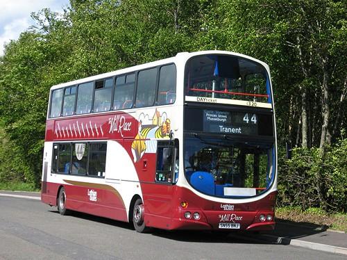 Lothian Buses 733 (SN55BNJ) - 28-05-11