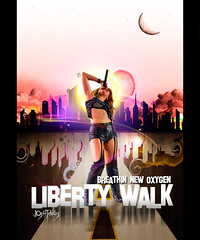 Liberty Walk - Miley Cyrus [Gypsy Heart Tour Setlist] (Joshie.yeye) Tags: