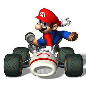 Mario Kart Coming To Nintendo 3DS