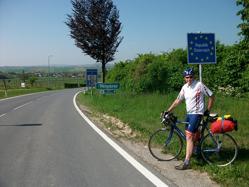 Austria-Czech-border