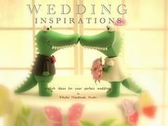 Wedding Cake Topper-love alligator,crocodile (charles fukuyama) Tags: couple alligator bowtie clay crocodile bouquet justmarried weddinggift brideandgroom sculpted weddingcaketopper customcaketopper fullveil crocodilecaketopper alligatorcaketopper
