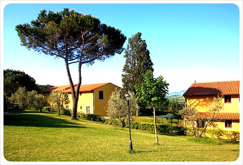 Belmonte Vacanze holiday apartments in Tuscany
