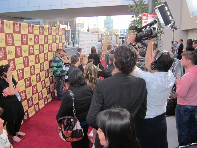 Bernie Movie Premiere, Opening Night LA Film Festival 2011