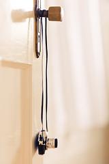photographic memory (penwren) Tags: light stilllife white home canon interior toycamera domestic doorhandle canoneos5dmarkll