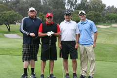 Cody Waller, Doug Eisold, Paul Fairchild, and Michael Fairchild