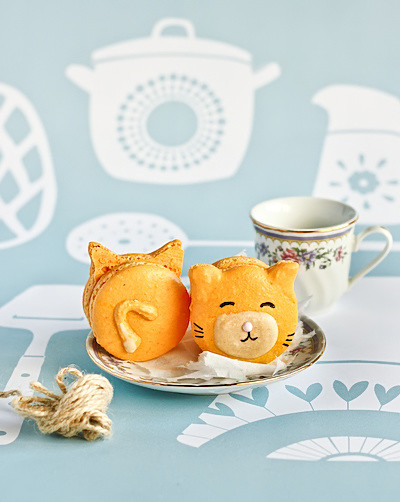 kitty_cat_macarons-5