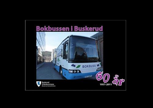Bokbussen 60 år!! by annegrethelauritz
