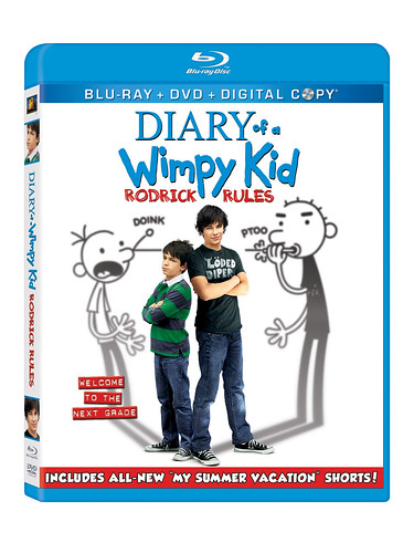 Diary Of A Wimpy Kid Rodrick Rules Blu Ray Review An Interesting Evolution In The Series Cinema Sentries
