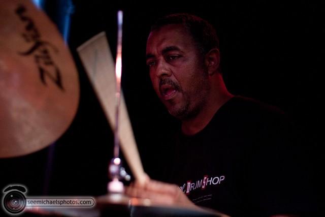 Jazz Jam at Lestats 62311 © Michael Klayman-005