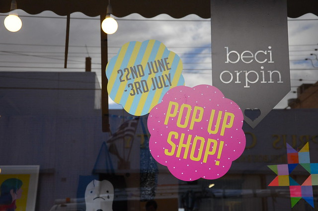 Beci Orpin's Pop Up Shop