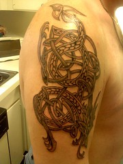Upper Arm Celtic Dragon Tattoo Ideas For Men #183 (tattoos_addict) Tags: men tattoo for dragon arm upper celtic ideas 183 dragontattoo dragontattoos