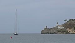 Far & Wide (Bricheno) Tags: espaa lighthouse holiday faro puerto spain espanha mediterranean espana porto mallorca far spanien spagna spanje majorca baleares soller portdesoller  espanya balears  balearics hiszpania mediterrnia sller portdesller   bricheno sacreu