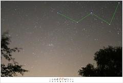 Sterrenregen (1D150520) (nandOOnline) Tags: nacht nederland avond sterren sterrenbeeld vallendesterren nbrabant milheeze meteorieten komeet stippelberg casseiopeia meteoren sterrenregen 209plinear