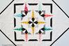 On Point Action. (Jayne ~ Twiggy & Opal) Tags: paperpiecing miniquilt modernquilt artgalleryfabrics