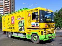 Renault Magnum 390 (RL GNZLZ) Tags: camiones trucks renaultmagnum 390 dakar2012