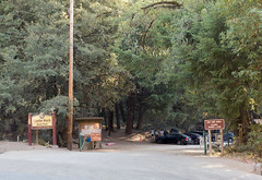 Castle Rock State Park Entrance (Sandip Bhattacharya) Tags: saratoga california unitedstates us castlerockstatepark skylineblvd hiking outdoors saratogagaptrail ridgetrail