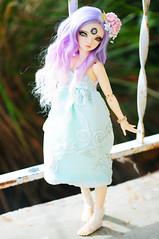 Ms Lotus :D (Athena Roseanna Tse) Tags: bjd balljointeddoll doll abjd fairyland minifee mnf luka lotus