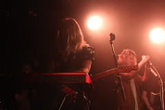 Grouplove (Liam Arandt) Tags: grouplove secret sounds corner hotel spreading rumours big mess christian zucchoni hannah hooper melbourne live music 2016