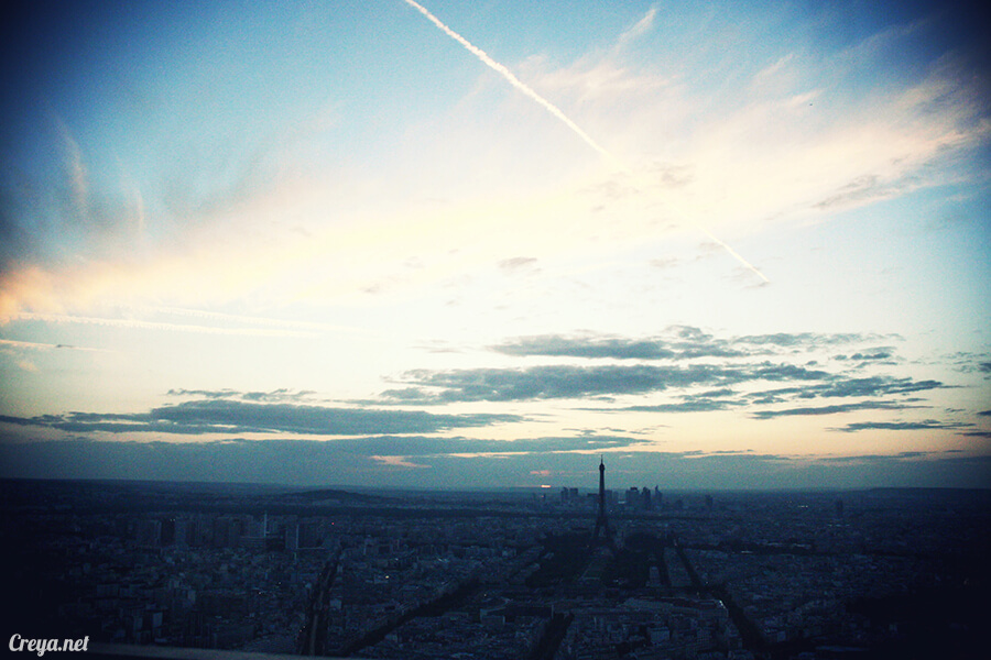2016.10.09 ▐ 看我的歐行腿▐ 艾菲爾鐵塔,五個視角看法國巴黎市的這仙燈塔 07
