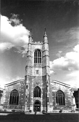 St. John (a.ellis) Tags: blackandwhite bw film diy manual expired development ilford peterborough develop ilfordfp4 asa125 fujicast605n expiration1999