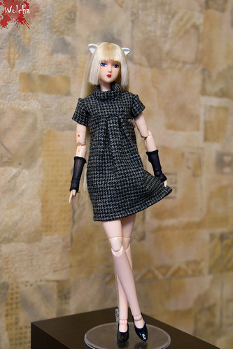 New dress for Yumeko