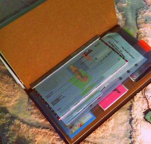 Midori Travelers Notebook Inserts